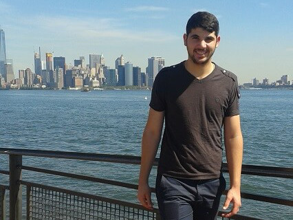 Iulian | Povesti de Succes Work and Travel USA